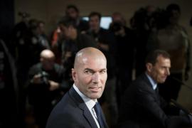 Zidane: «Es importante tener una buena relación con todos los jugadores»