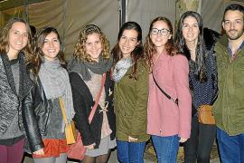 """""""Festa de precampanades"""" en Manacor"""
