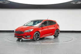 Ford lanza los elegantes y deportivos Focus Red Edition y Focus Black Edition