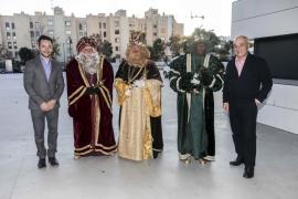 Los Reyes Magos visitaron Can Misses