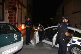 Detenido un joven de 20 años por intentar agredir a su madre con un cuchillo en Andratx