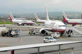 Son Sant Joan perderá 600.000 pasajeros al cancelar Air Berlin sus vuelos a la Península