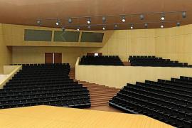 Mangado ganó el concurso de las butacas del Palacio de Congresos con un diseño suyo de 2006