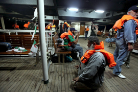 Flotilla humanitaria