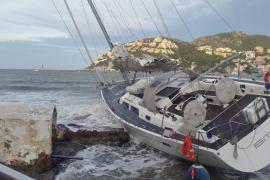 Balears, en alerta amarilla por viento y fenómenos costeros
