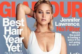 Jennifer Lawrence define su estilo como «lesbiana y cachonda»