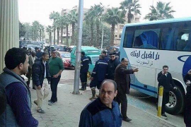 Ataque contra un autobús de turistas y un hotel de Barceló en El Cairo
