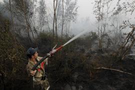 Moscú declara el estado de emergencia en siete regiones por los incendios forestales