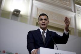 Sánchez afirma que el PSOE intentará formar Gobierno si el PP fracasa