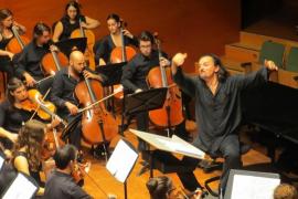 La Orquestra de Cambra del Conservatori interpreta 'Las Cuatro Estaciones'