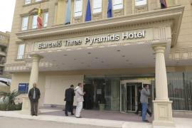 Dáesh asegura estar detrás del ataque contra israelíes frente al hotel de Barceló en El Cairo