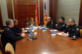 Unos 50 policías nacionales de Valencia se unirán al dispositivo de seguridad