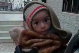 El hambre se ceba con los más débiles en Siria