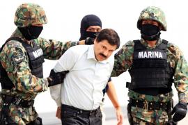 Peña Nieto anuncia la detención del 'Chapo' Guzmán
