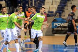 El Palma Futsal sigue en racha y encadena su tercer triunfo