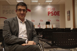 El PSOE propone a Patxi López para presidir el Congreso