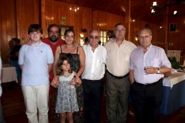 Santiago Apóstol en la Casa Gallega