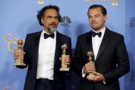 'El renacido' conquista los Globos de Oro y abona el terreno para los Óscar