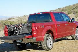 Ford apuesta por la conexión entre drones y vehículos