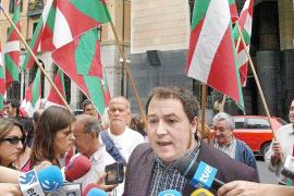 El fiscal pide diez años de prisión para 43 miembros del PCTV y ANV
