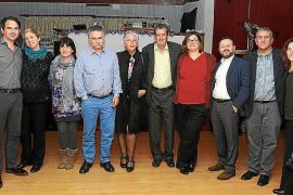 Fiesta de cumpleaños de Pere Ollers en Campos