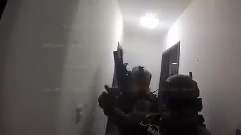 Espectacular vídeo de la captura de 'El Chapo'