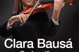 Concierto solidario de Clara Bausá a favor de la Fundación Amazonia