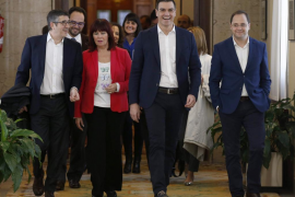 Diputados socialistas