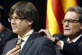 La Generalitat de Catalunya ya tiene un pie detrás de la línea roja