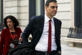 Sánchez  dice que los votantes no perdonarían que Iglesias no facilite un gobierno