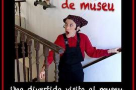 'Aina, guia de museu', una divertida visita al Museu de Sa Jugueta