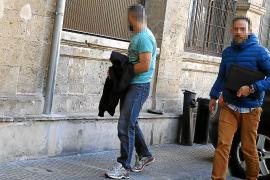 Amago de rebelión en la Policía Local de Palma tras la detención del último agente