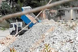 MAC Insular se querelló en 2013 por vertidos de escombros en la cantera de Son Blai