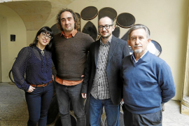 Los escritores se reconcilian con los Ciutat de Palma y volverán al Principal