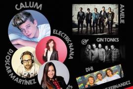 Concierto 'Palma 40 Pop 2016' en Plaça d'Espanya