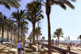 """Barceló espera """"muchísimas"""" alegaciones al plan de revalorización de la Playa de Palma"""