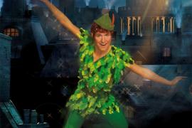 Las aventuras musicales de 'Peter Pan' llegan al Xesc Forteza