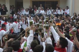 Artà desarrolla talleres de prevención y disminución de los riesgos del consumo de alcohol por Sant Antoni