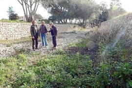 GADMA advierte del riesgo de que la nueva depuradora de Binissalem contamine el torrente