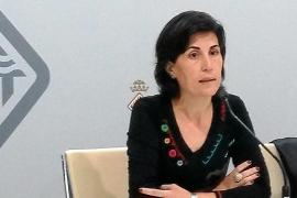 La regidora Martín becó a su marido cuando presidía el Col·legi d'Infermeria