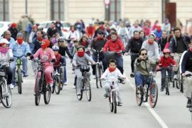 Palma pedalea en la 38º Diada Ciclista de Sant Sebastià 2016