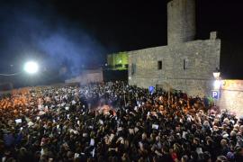 Imputan a una mujer de Manacor que difundió una supuesta amenaza en las fiestas de Sant Antoni