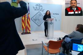 Suspendido el jefe de Bombers de Palma por un positivo en alcoholemia