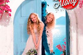 'Sing along Mamma Mia', cine musical en Trui Teatre