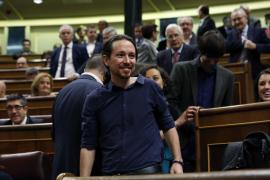 Iglesias comunica a Puigdemont su apoyo a un «referéndum legal»