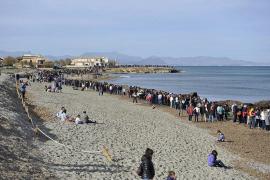 SOS Son Serra y el Gob presentan 1.700 alegaciones contra los chiringuitos