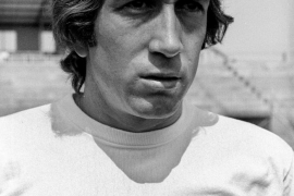 Fallece Manuel Velázquez, jugador  del Real Madrid entre 1965 y 1977