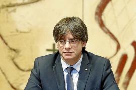 Puigdemont descarta declarar la independencia