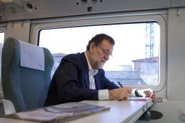 Rajoy: «Sánchez busca un pacto de Gobierno contra natura»