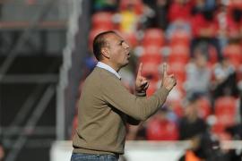 Gálvez: «La falta de gol nos está matando»